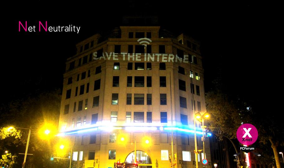 Net Neutrality - SaveTheInternet